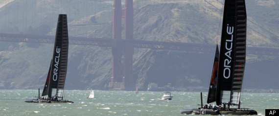 AMERICAS CUP 2013