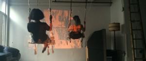 Vancouver Pendula Swing