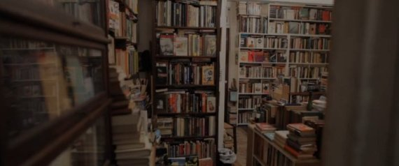 UNCONVENTIONAL BOOKSTORES