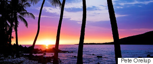 SUNSETS HAWAII
