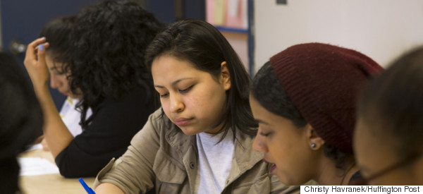 This Program Is Empowering Young Latinas To Follow Their Dreams
