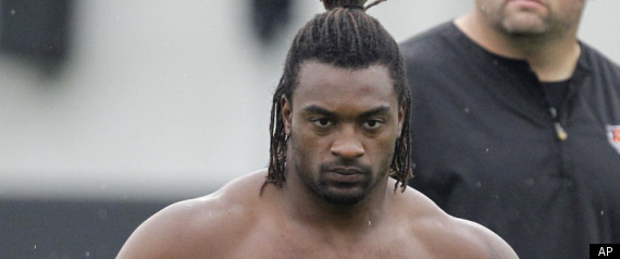 Cedric Benson: Cedric Benson Arrested: Bengals Player Charged With Assault