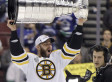 Nathan Horton's Day With Stanley Cup Shortened Due To Flight Delay
