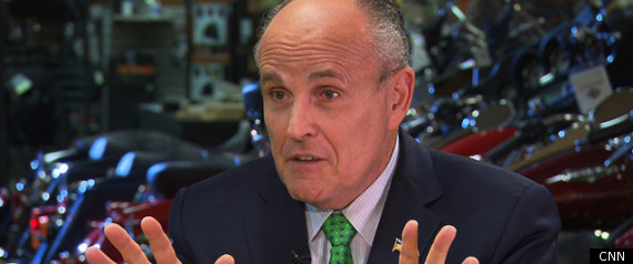 rudy giuliani on gay marriage