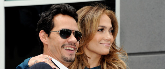 JENNIFER LOPEZ MARC ANTHONY SPLIT