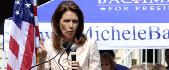 Michele Bachmann Gay Rights