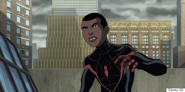 Marvel's New 'Spider-Man' Series Will Star Miles Morales