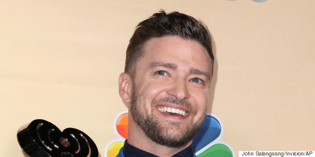 Justin Timberlake Shares Precious Pic With Baby Silas