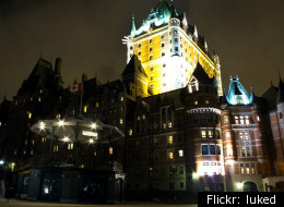 Old Quebec Night Walk