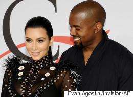 Kim Announces Her Baby's Gender