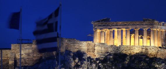 GREECE CRISIS PARTHENON