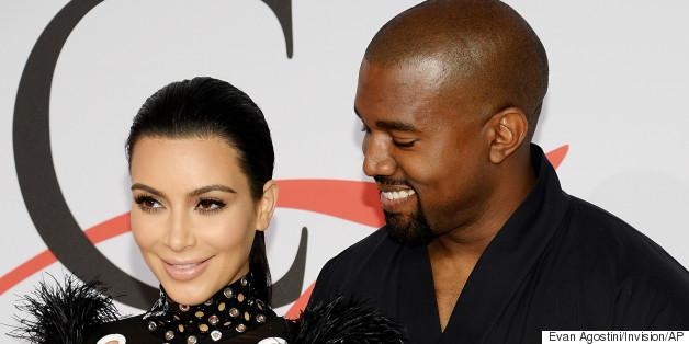 ... As Kim Kardashian Reveals The Sex Of Her Baby
