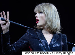 Taylor Swift Just Beat Down The World's Largest Tech Company