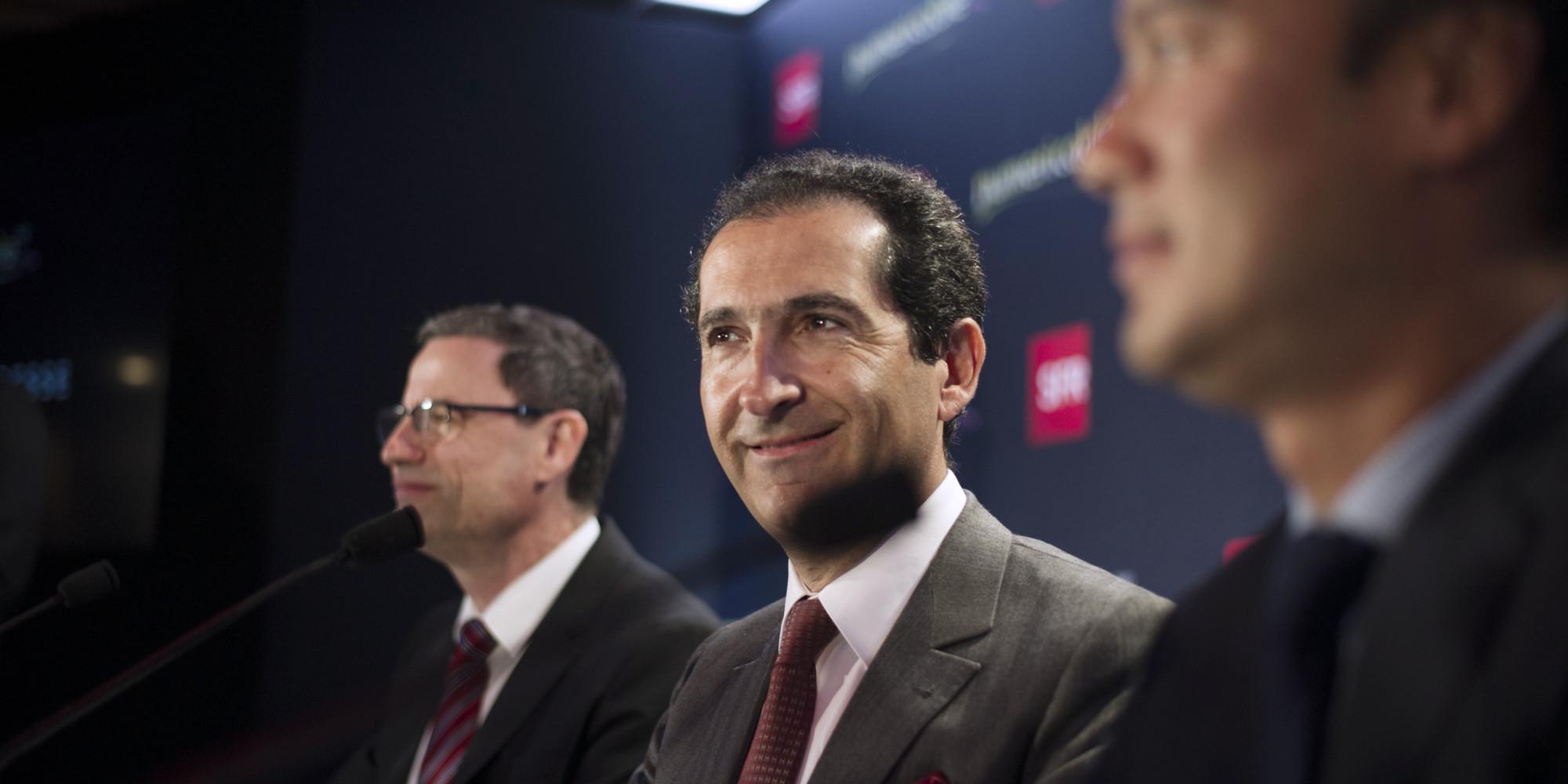 Patrick drahi l 39 expert des gros coups financiers fort for Piscine xavier niel