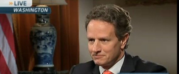 Timothy Geithner Banks Not Aligned