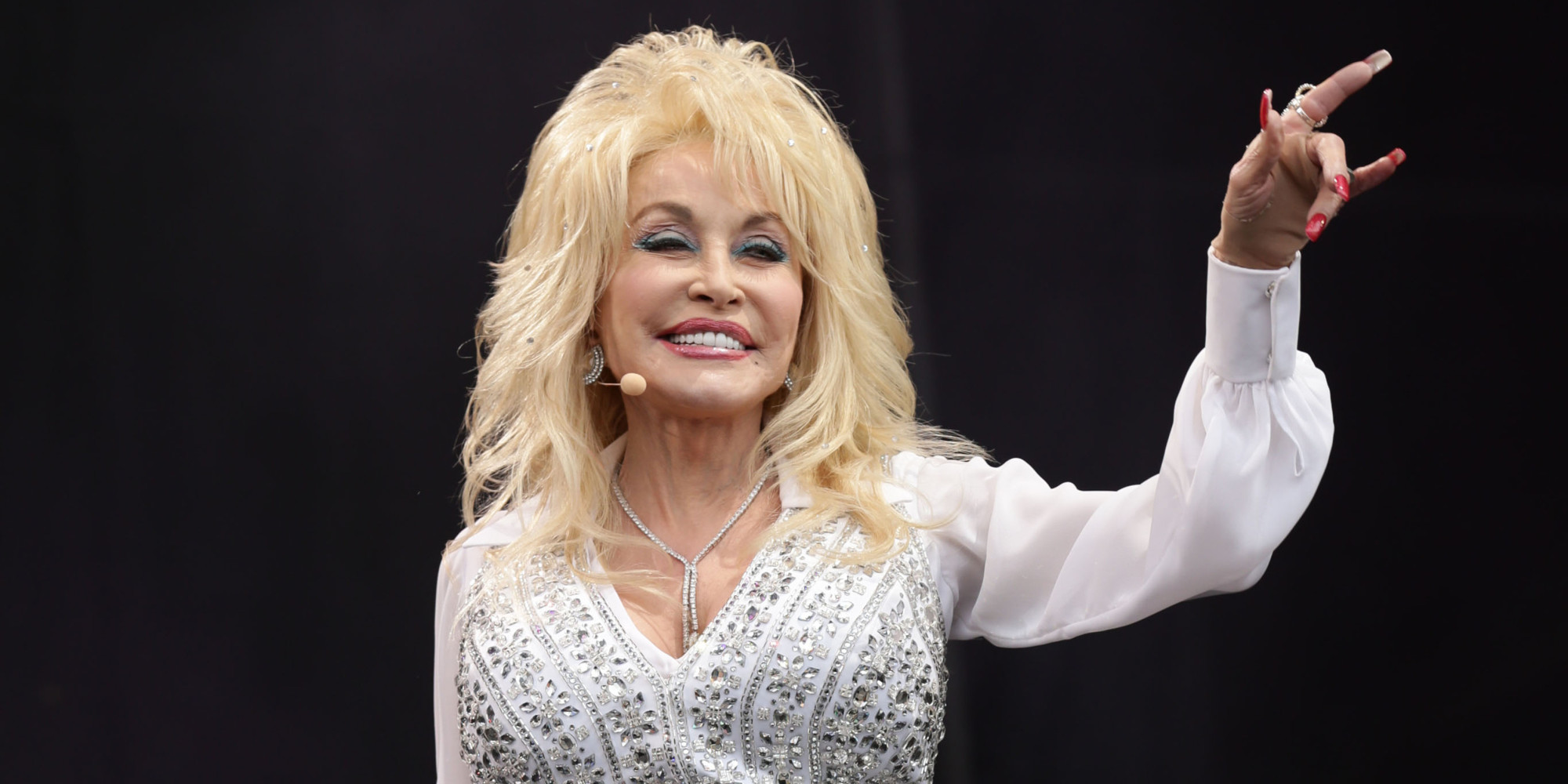 Dolly Parton: Glastonbury 2015: Can Anybody Top Dolly Parton's Festival