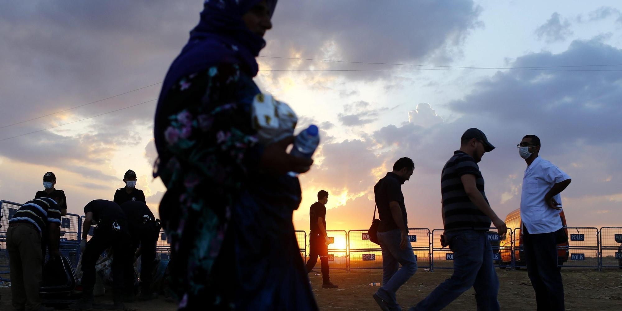 Ue la bozza dell 39 accordo sui richiedenti asilo 40mila da - Bozza compromesso ...
