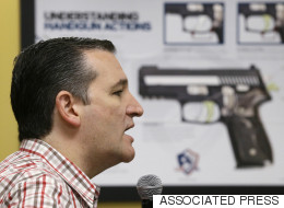 Associated Press Addresses Photos Of Pistol Pointed At Ted Cruz's Head