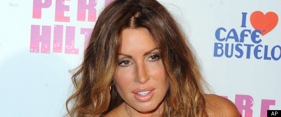Rachel Uchitel Hush Money