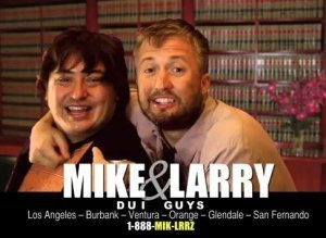 Mike And Larry Dui Guys