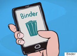 Awful Tinder-Style App Lets Men 'Bin' Women In One Swipe