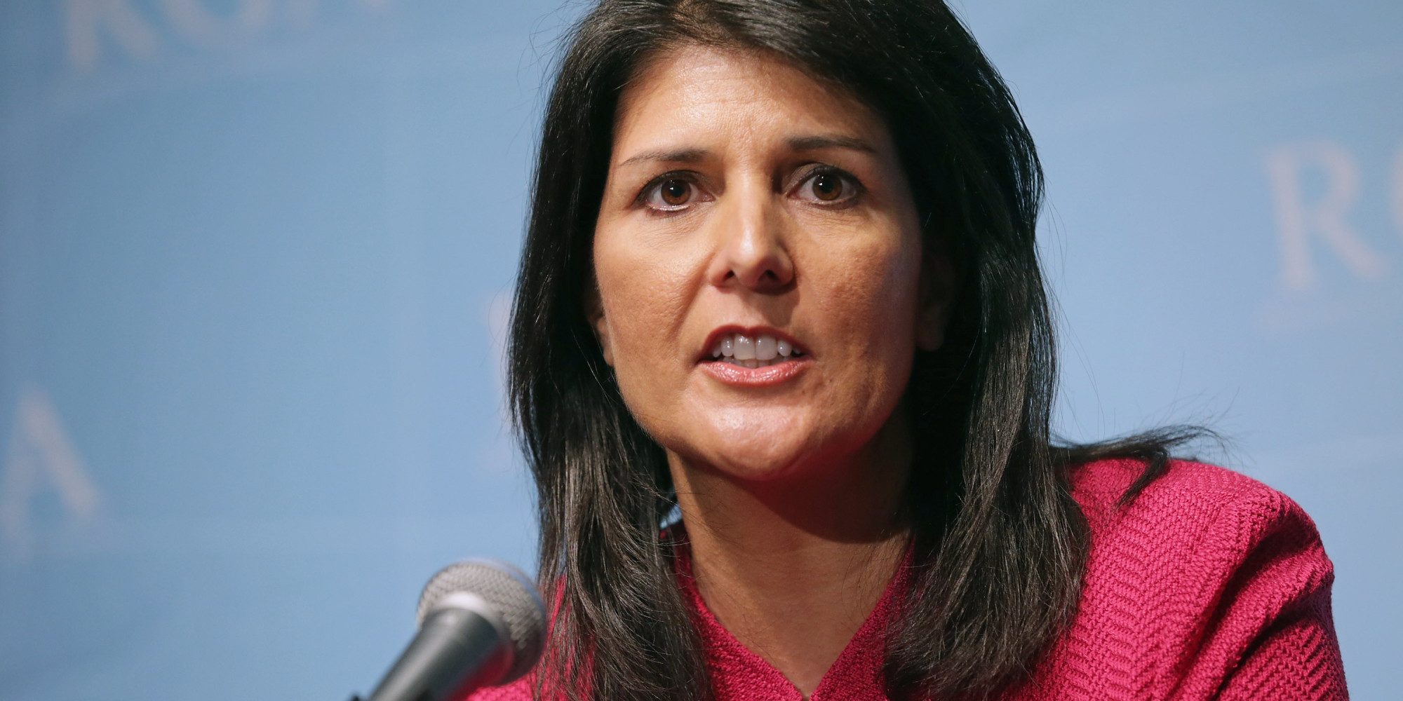 Nikki Haley Calls For Confederate Flag To Be Removed From South Carolina Capitol - o-NIKKI-HALEY-facebook