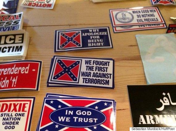 confederate memorabilia