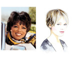 How To Get Oprah's Iconic Hairstyles