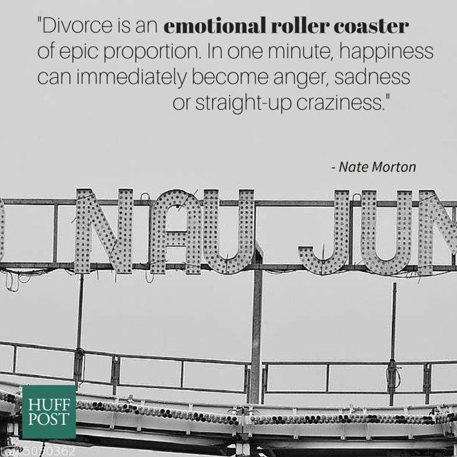 divorce coaster