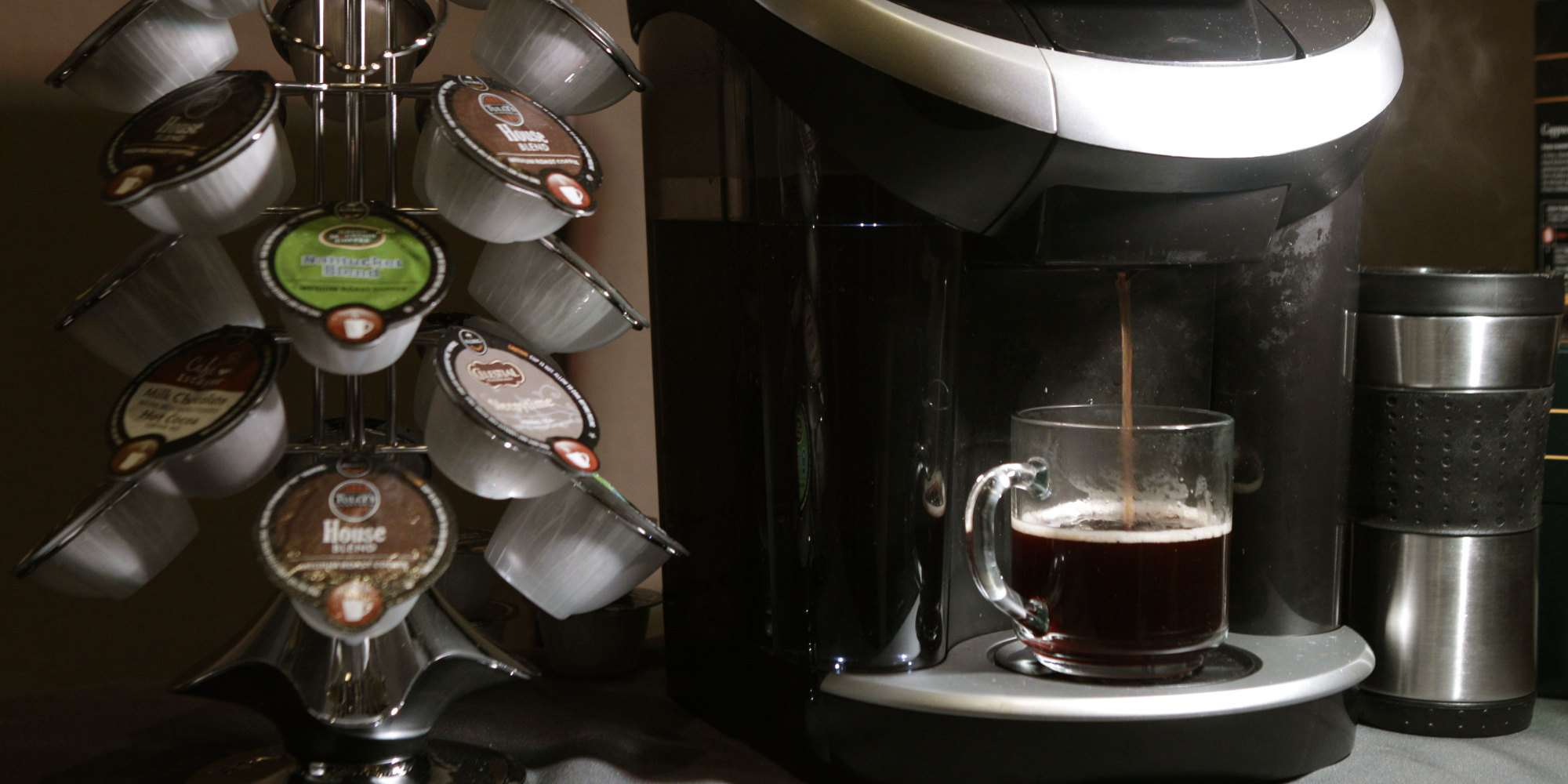 Americans Are Spending More Money And Drinking Less Coffee