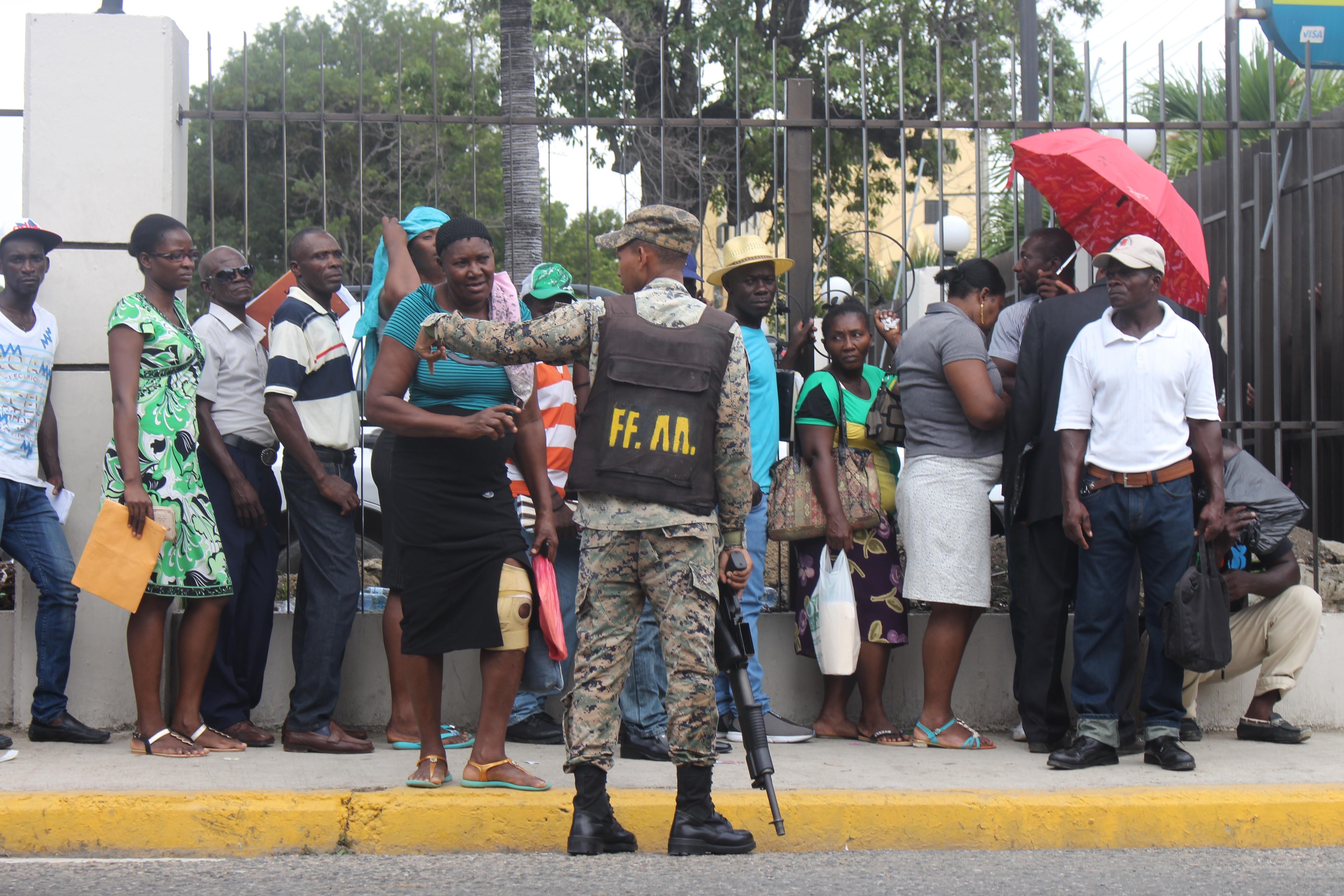 haitian migrants expulsion from republic