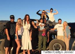 Caitlyn Jenner Shares Beautiful Family Photo On Her First Father's Day