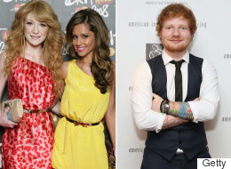BRITS BLITZ: Ed Sheeran - Yes. Girls Aloud - No. What Makes A Brit Big Down Under?