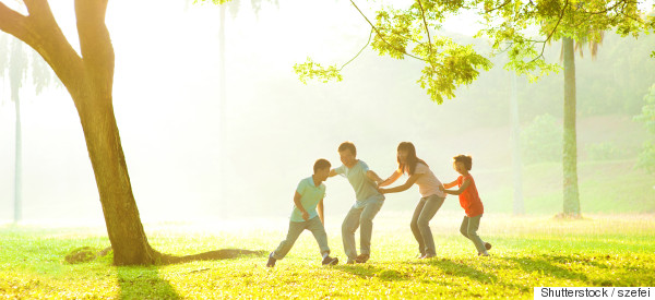Why Family Holidays Are So Important To Our Sense Of Happiness