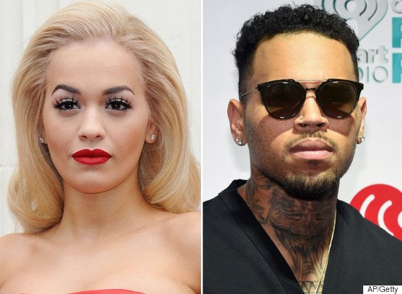 rita ora chris brown