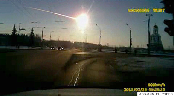 asteroid explosion russia