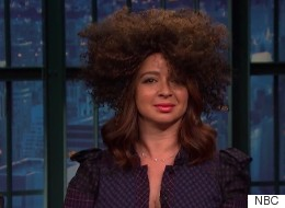 Maya Rudolph Does The Rachel Dolezal Impression You've Been Waiting For