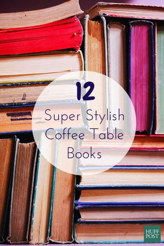 12 Fashion Coffee Table Books Every Style Lover Should ...