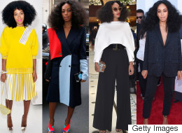 Solange's 10 Best Outfits, Ranked
