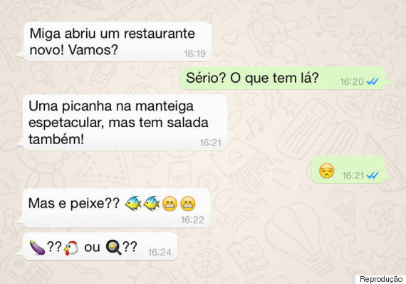 conversa whatsapp