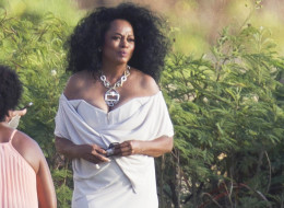 Diana Ross Is One Supreme Mother-Of-The-Bride