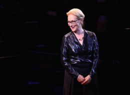 Meryl Streep Wants Congress To 'Stand Up For Equality'