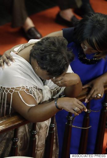 What Should Forgiveness Look Like In Charleston