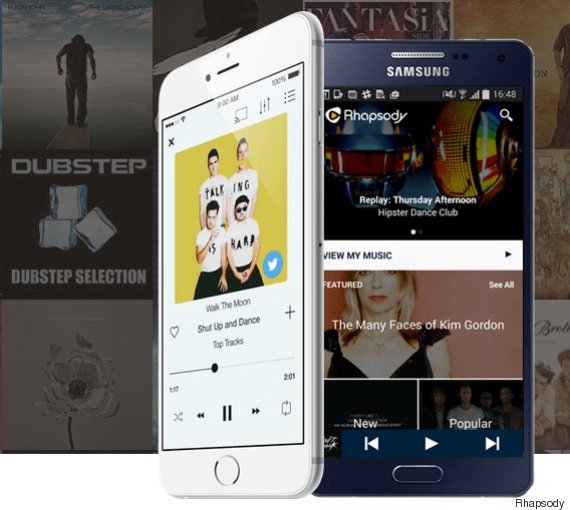 The 5 Best Music Apps That Won't Tear Through All Your Data | HuffPost