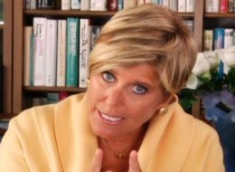Splitting Expenses, from Suze Orman