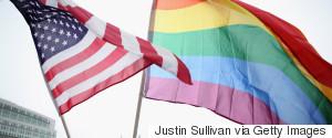 GAY FLAG SAN FRANCISCO