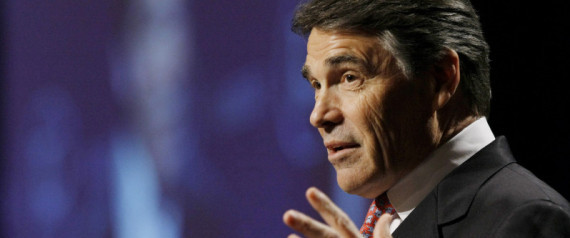 RICK PERRY TEA PARTY