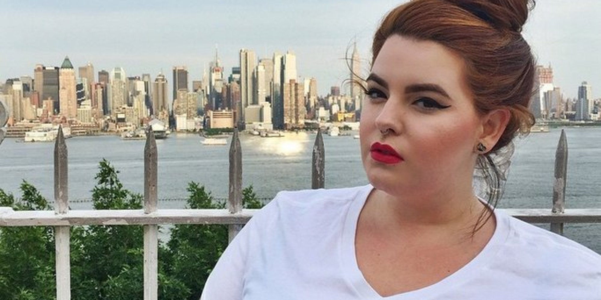 Model Tess Holliday Calls Out Inconsistent Sizing On Plus