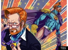 PHOTOS: Conan O'Brien Fan Art Gallery Opens For Comic Con