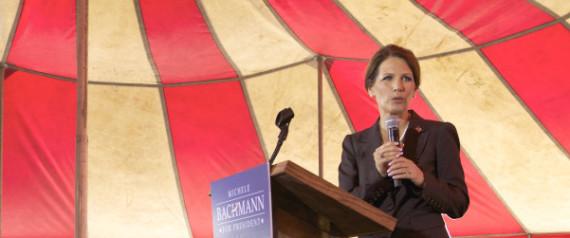 MICHELE BACHMANN REPORTER